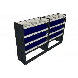 Equipamiento de taller móvil para furgón y furgoneta