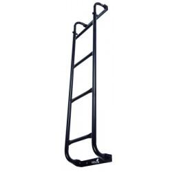 Escalera extensible para portaequipajes de 7 peldaños