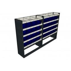 Accesorios de equipamiento y muebles para furgonetas industriales