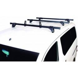 Juego de 3 barras portaequipaje para Sprinter – Vivaro – Trafic - Crafter