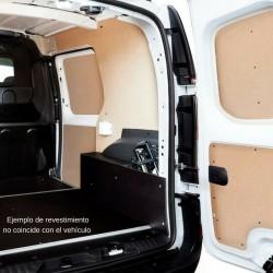 Scudo L1, paneles interiores de protección para furgoneta.