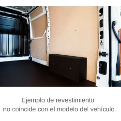 Ducato L3 / H3, paneles interiores de protección para furgoneta.