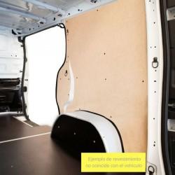 Bipper, paneles interiores de protección para furgoneta.